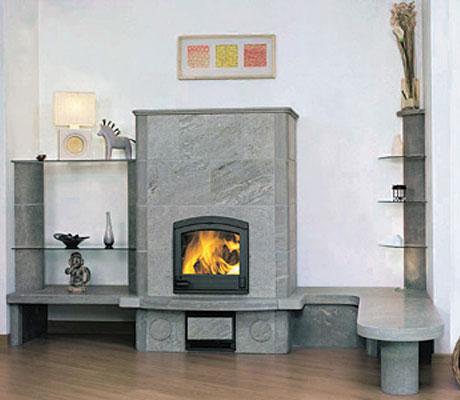Дизайнерский камин TU2200 SPECIAL