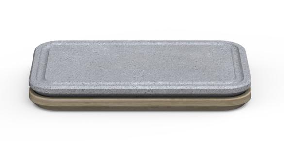 Решетка для гриляПлита для выпечки из талькомагнезита
